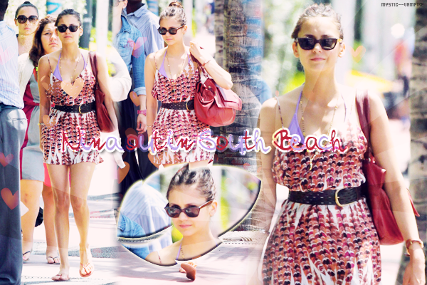 Nina in Miami 19.08.2012 -> Rubrique Public Appearance <-