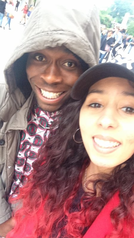 Avec mon negro 😂💯👲🏾