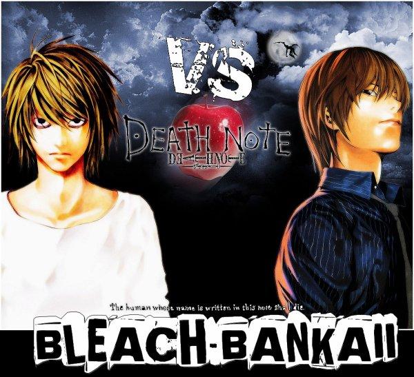 L Lawliet vs Light Yagami