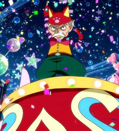 Personnage de Fairy Tail