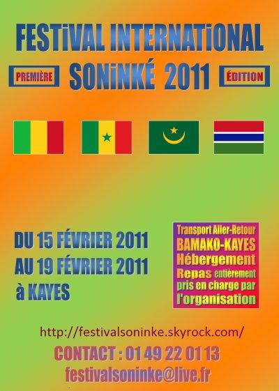 festival international soninke