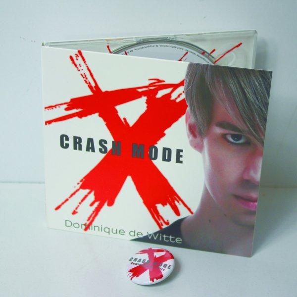 CRASH MODE : Pré-vente limitée et exclusive !