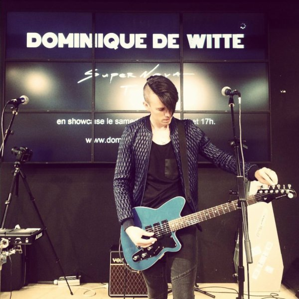 Dominique de Witte | SUPERNOVA TOUR 2016