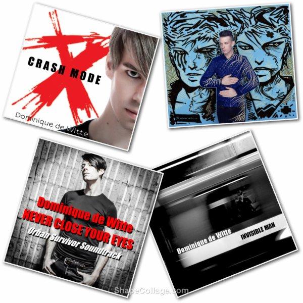 Ecoutez mes albums sur SPOTIFY !