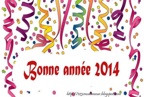 BONNE ANNEE 2014 A TOUS!!!!!!