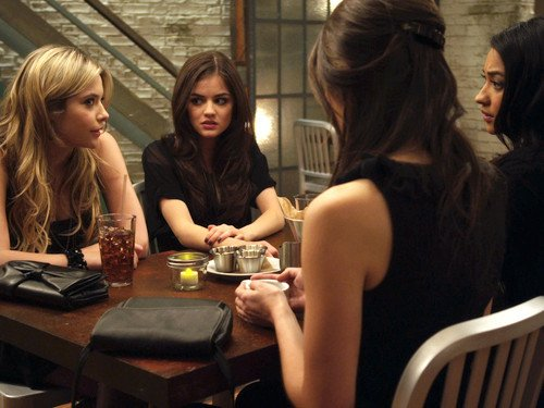 Saison 1 Episode 2 : The Jenna Thing / Le secret de Jenna