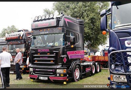 Nitteberg Scania R V8