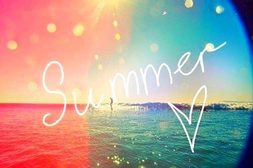 The summer.