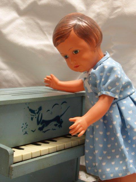 Françoise et le piano