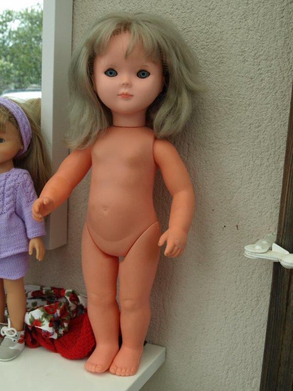 """Anatomie . la poupée Valérie de la revue """"mon ouvrage madame """""""