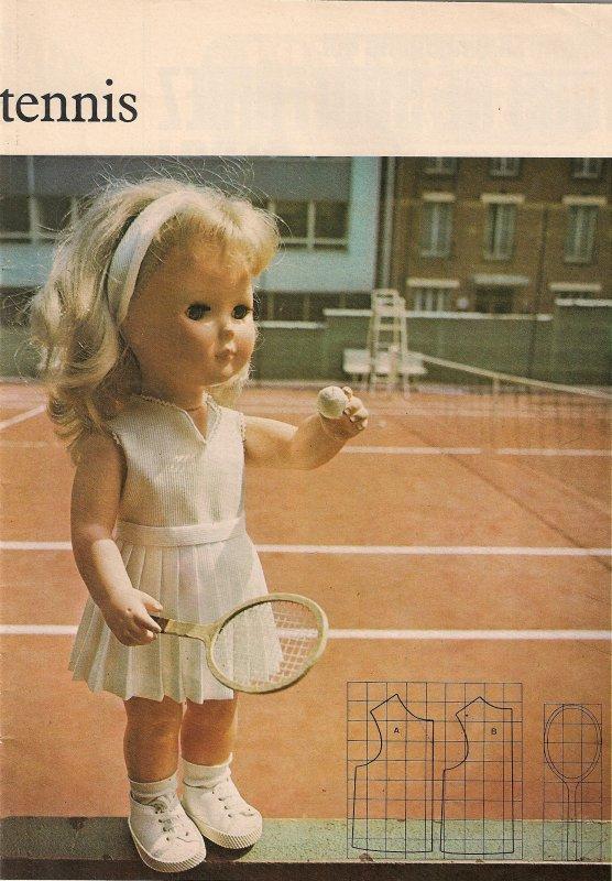 Valérie :Garde robe 1971