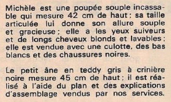 Michèle ,femmes d'aujourd'hui