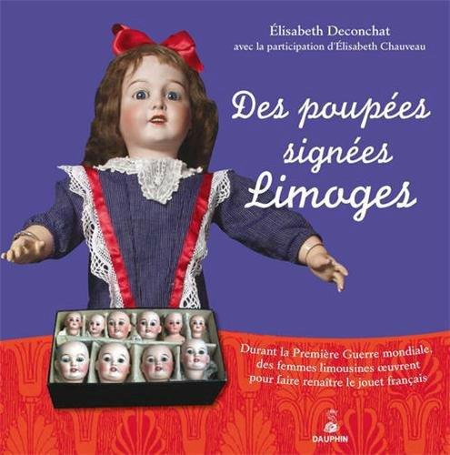 Poupées Signées Limoges