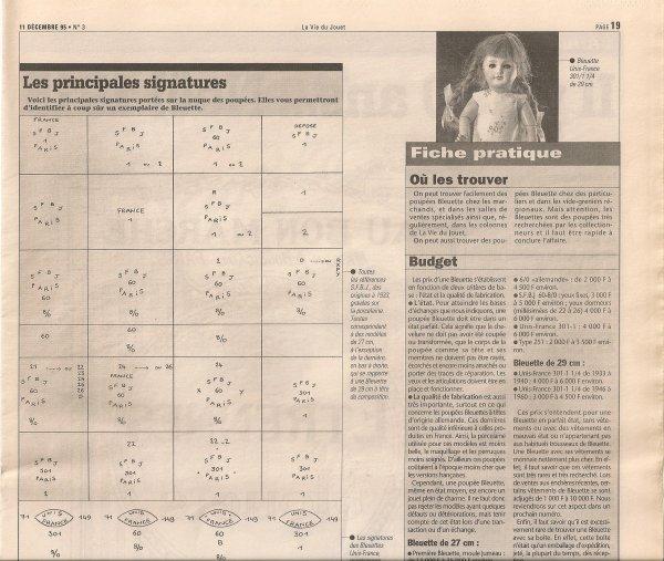 La vie du jouet de Décembre 1995 (2)