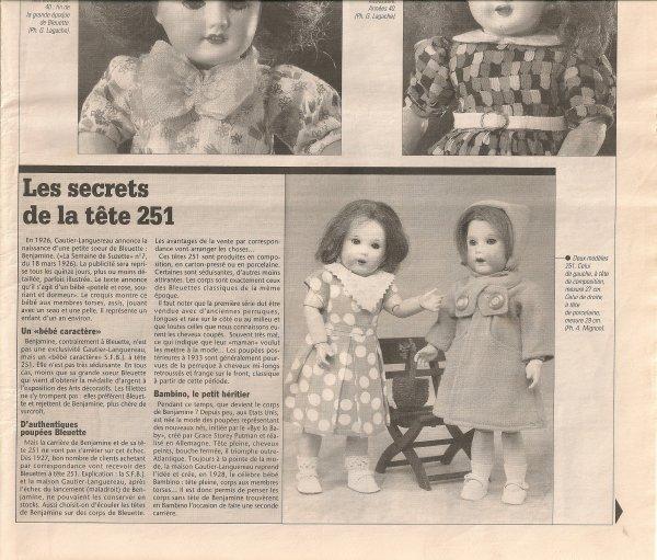 La vie du jouet de Décembre 1995 (1)