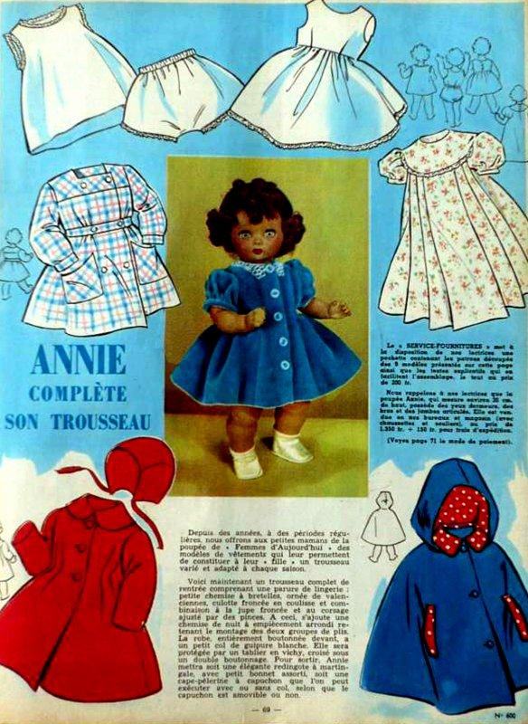 Trousseau Annie