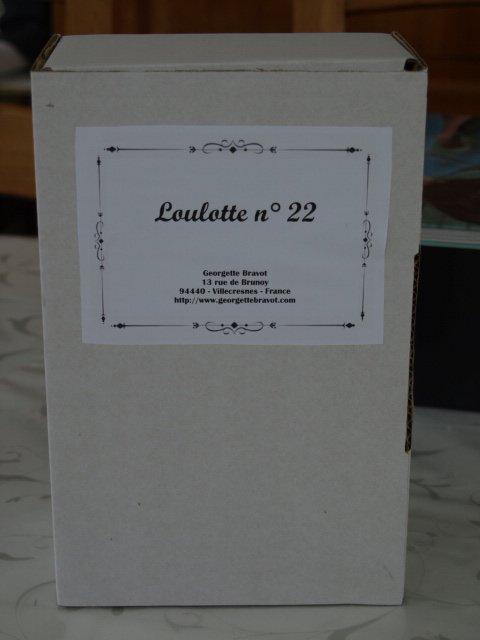 Loulotte Georgette Bravot
