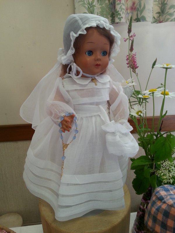 """Exposition  """"J'habille ma poupée """" Les poupées de """"Femmes d'Aujourd'hui """""""