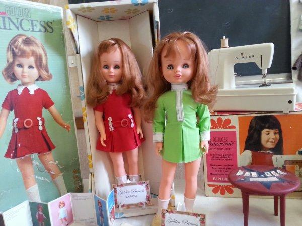"""Exposition  """"J'habille ma poupée """""""