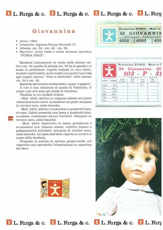 Giovannina /Gelsomina Furga