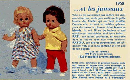 Pati et Patou