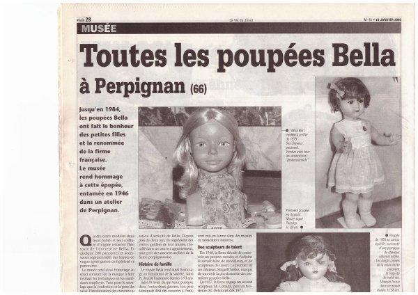 Poupées Bella  ( 1 )