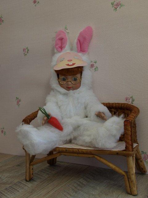 Mardi Gras le lapin
