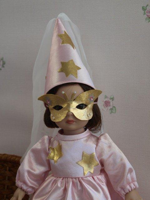 Mardi Gras la fée