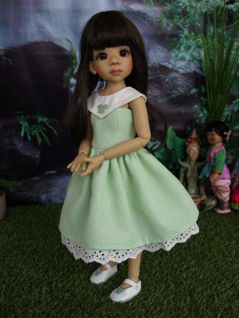 Petite robe printanière pour Talyssa