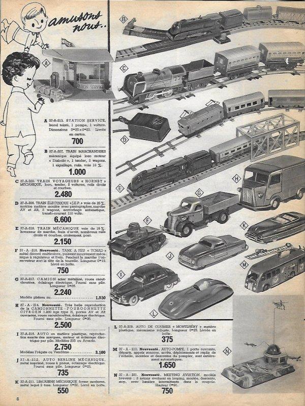 Catalogue Au Louvre années 50