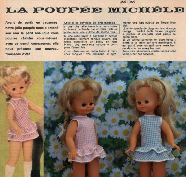 Trousseau de Michèle Femmes d'Aujourd'hui