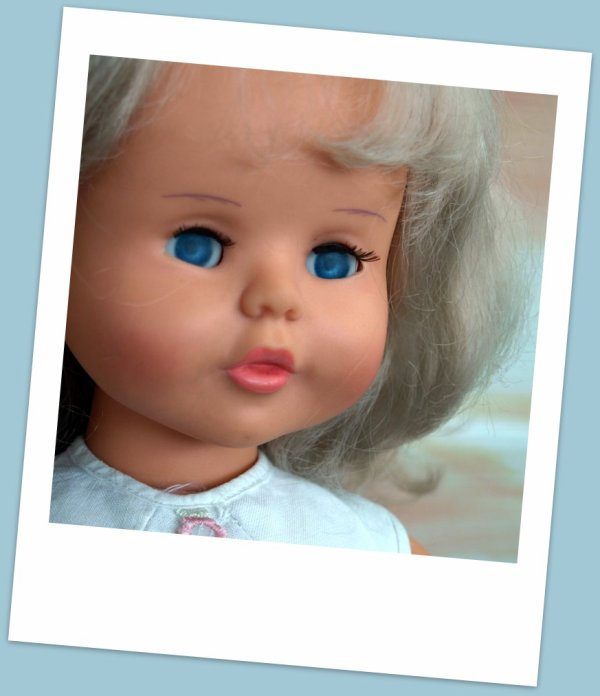 Daisy poupée Clodrey 1966