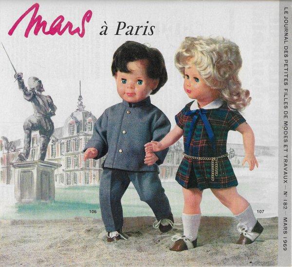 M&T, tenue de Mars 1969