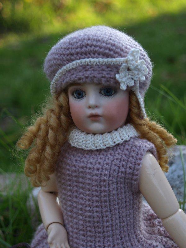 Tenues tricot Bleuette