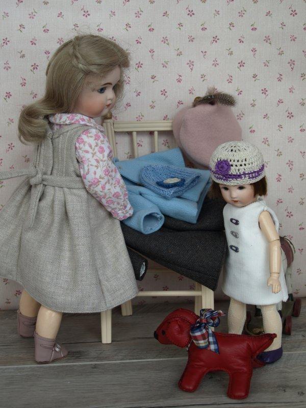 Nanette et Loulotte