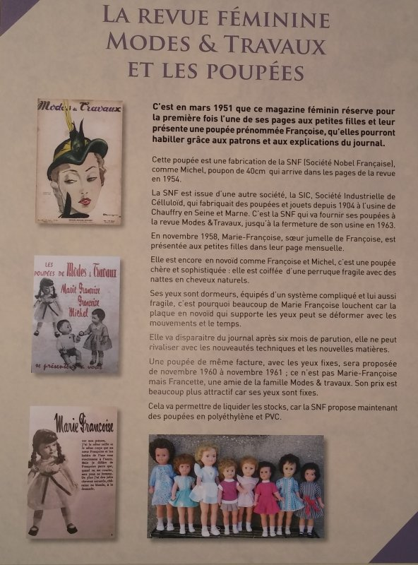 Exposition , 60ans de Marie Françoise