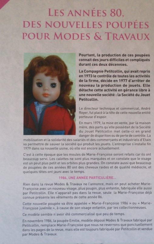 Exposition , Marie Françoise a 60 ans