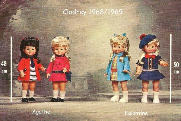 Agathe ,Clodrey
