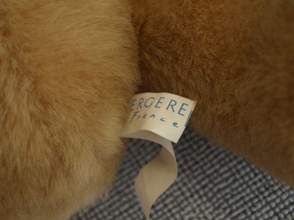Je tricote pour mon ours
