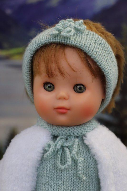 Tenues tricotées