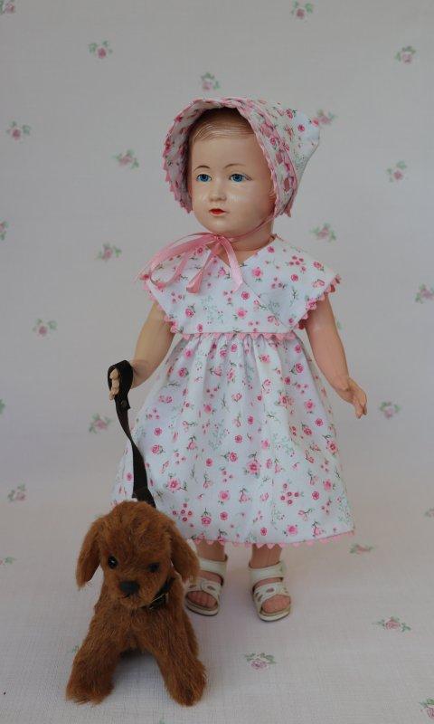 Une nouvelle robe pour Josette
