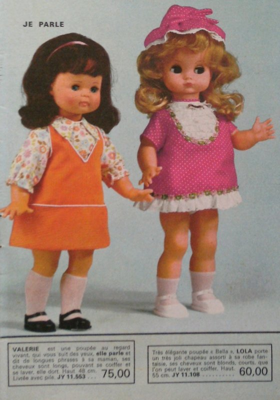 Clara et Betty Bella