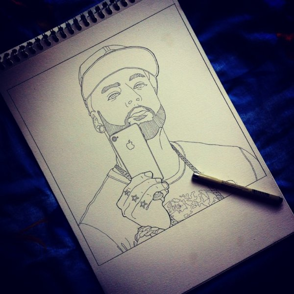 Booba draw :)