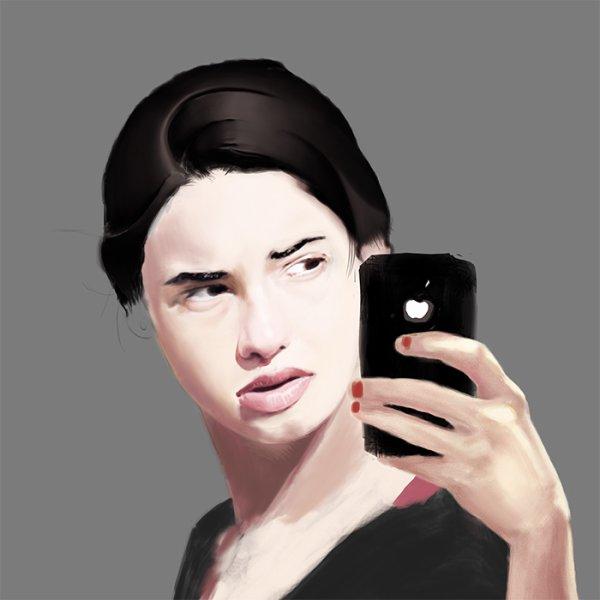 Portrait en cours :)