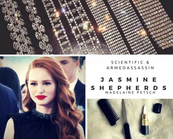 Jasmine Shepherds