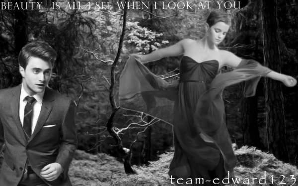 All i see by  team  edward