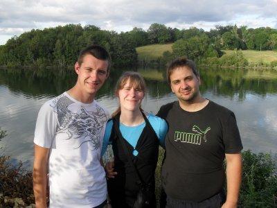 Nos vacances a pont de salars 2010