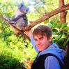 Article photo sur Justin et sa famille :)