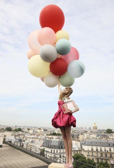 Rêve ta vie en couleur,c'est le secret du bonheur !