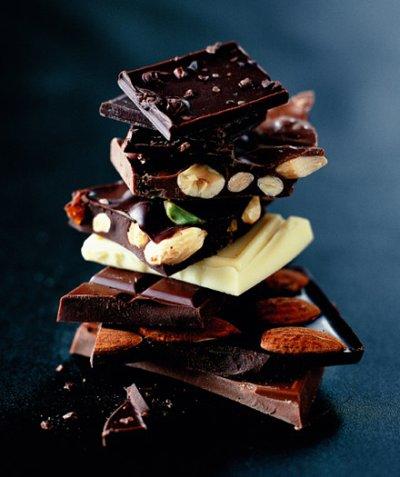 ooooh!! le bon chocolat